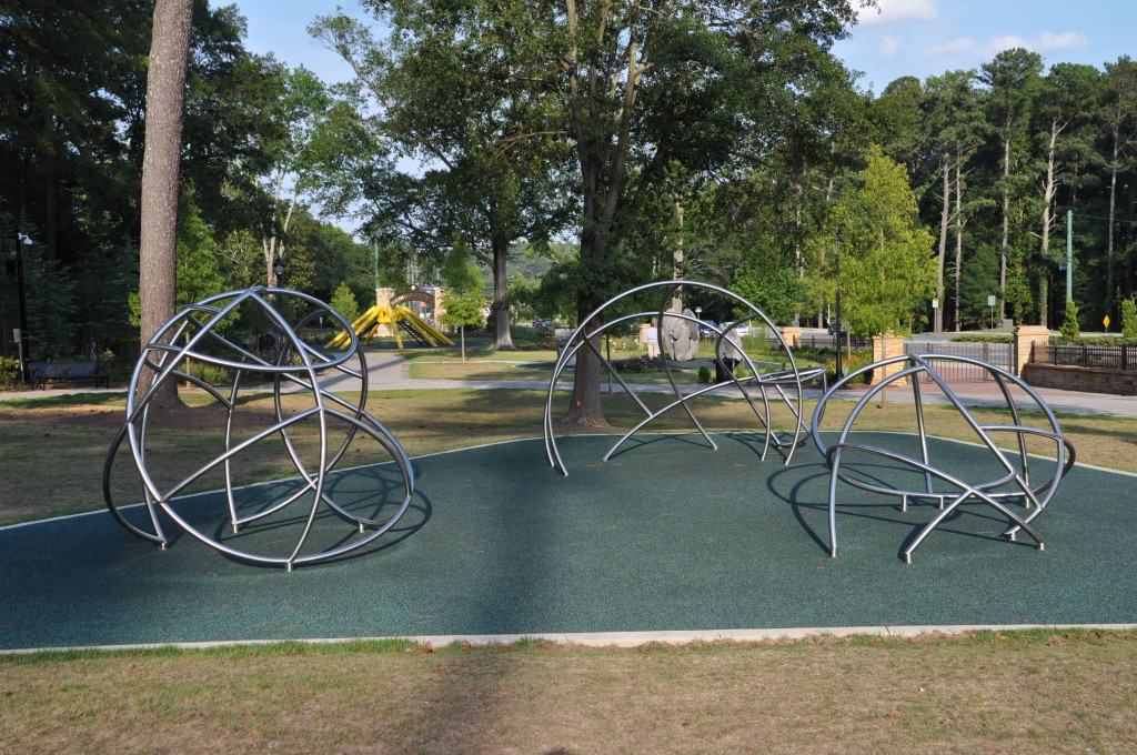 Abernathy Playable Art Park