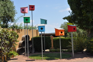CA Decorative Birdhouses