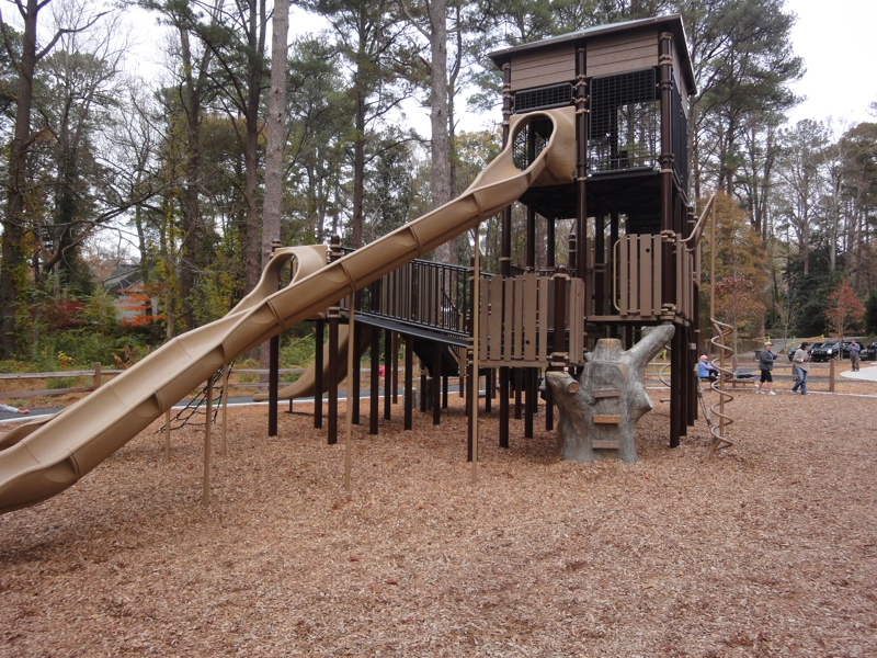 Nancy Creek play area -View 2- Credit: littlenancycreek.org