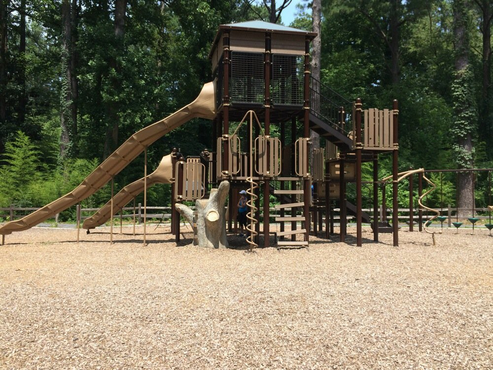 Little Nancy Creek play area- Credit: littlenancycreekpark.org